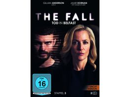 The Fall Tod in Belfast Staffel 3 2 DVDs