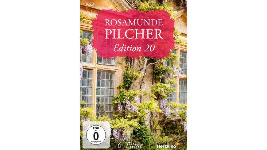 Rosamunde Pilcher Collection 20 3 DVDs