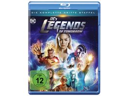 DC s Legends of Tomorrow Die komplette 3 Staffel 3 BRs