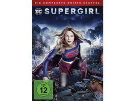 Supergirl Die komplette 3 Staffel 5 DVDs