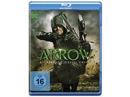 Arrow Staffel 6 4 BRs