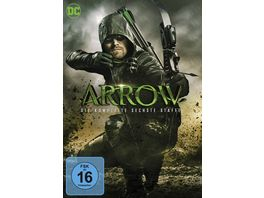 Arrow Staffel 6 5 DVDs