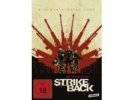 Strike Back Staffel 5 3 DVDs
