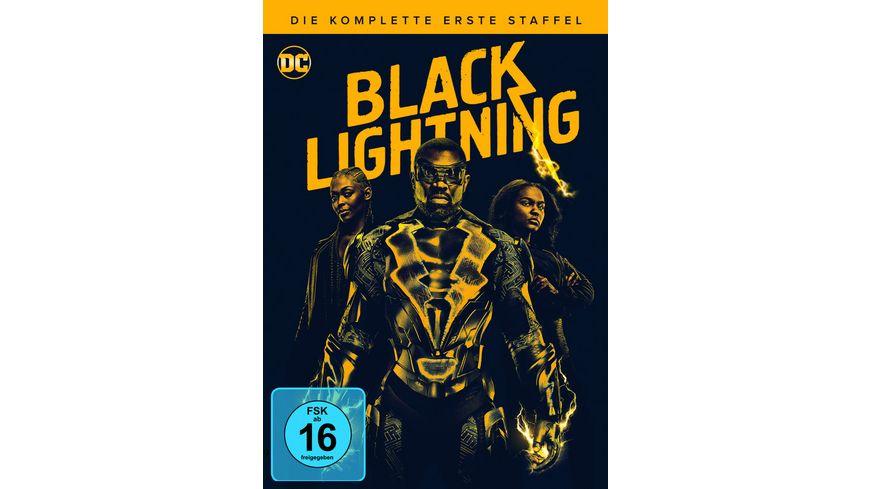Black Lightning Staffel 1 3 DVDs