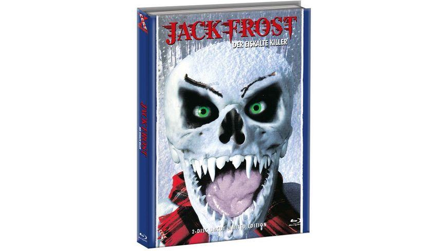 Jack Frost Der eiskalte Killer Uncut Limited Edition Mediabook DVD Cover A
