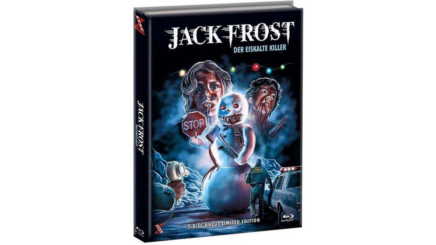 Jack Frost Der eiskalte Killer Uncut Limited Edition Mediabook DVD Cover C