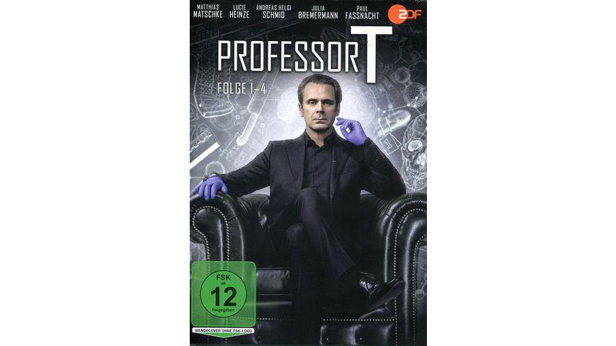 Professor T Folge 1 4