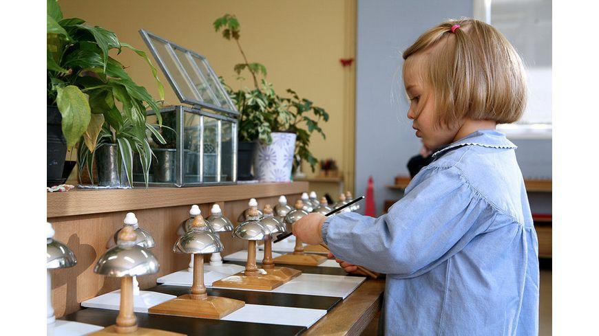 Das Prinzip Montessori Die Lust am Selber Lernen