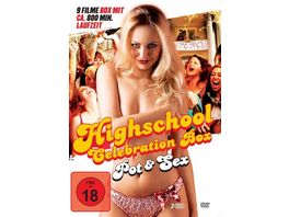 Highschool Celebration Box 3 DVDs