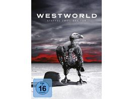 Westworld Staffel 2 3 DVDs