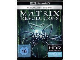 Matrix Reloaded 4K Ultra HD Blu ray 2D Bonus Blu ray