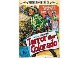 Terror ueber Colorado Western Perlen 22