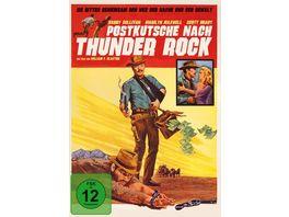 Postkutsche nach Thunder Rock