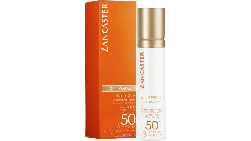 LANCASTER Sun Control Face Cream SPF50