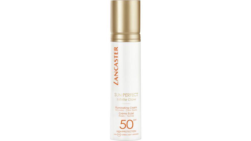 LANCASTER Sun Control Face Cream SPF50+