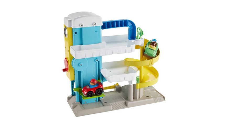 Fisher Price Little People Parkhaus
