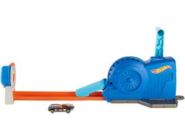 Mattel Hot Wheels Track Builder Turbostarter