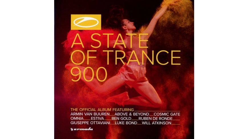 A State Of Trance 900 The Official Compilation