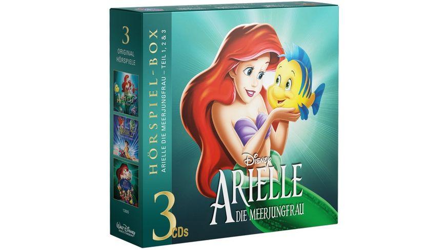 Arielle die Meerjungfrau Fan Box