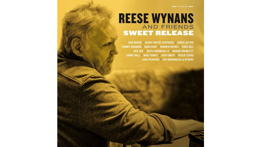 Reese Wynans And Friends Sweet Release 2LP MP3