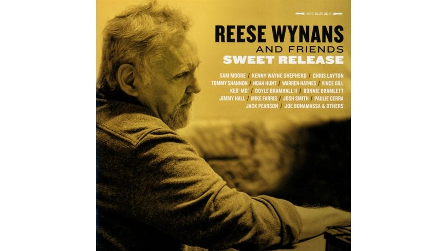 Reese Wynans And Friends Sweet Release