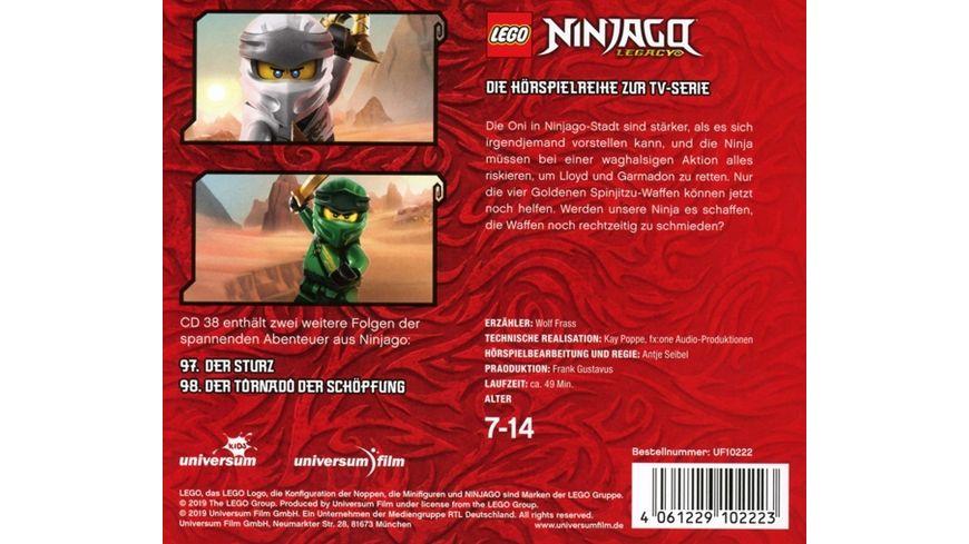 LEGO Ninjago CD 38