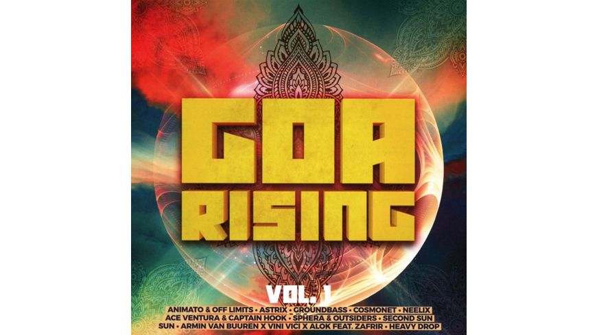Goa Rising Vol 1