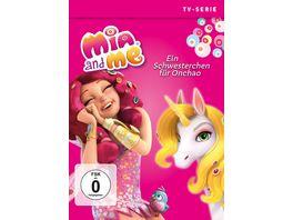 Mia and Me Staffel 3 1 Ein Schwesterchen fuer Onchao