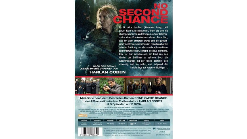 Harlan Coben No Second Chance Keine zweite Chance 2 DVDs