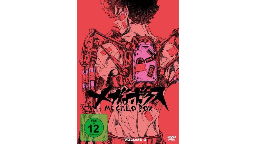 Megalobox Volume 2
