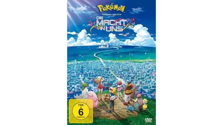 Pokemon Der Film Die Macht in uns