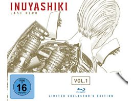 Inuyashiki Last Hero Vol 1 Limited Collector s Edition