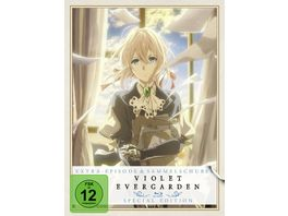 Violet Evergarden St 1 Vol 1 Extra Episode Sammelschuber Limited Special Edition