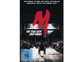 M Eine Stadt sucht einen Moerder 2 DVDs