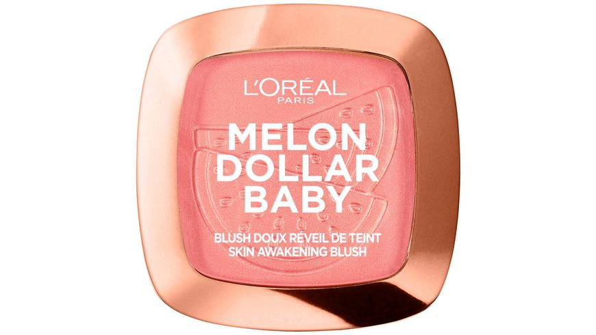 L OREAL PARIS Melon Dollar Baby Blush