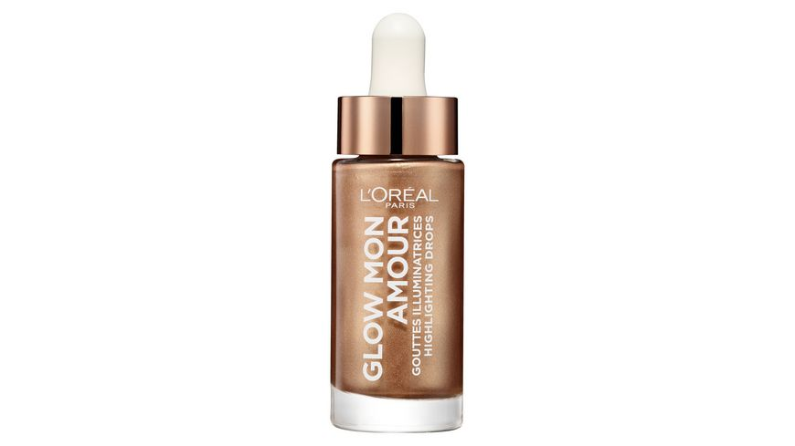 L OREAL PARIS Glow Mon Amour Highlighting Drops