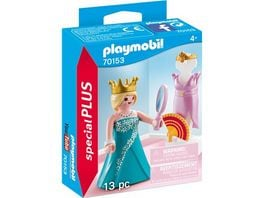 PLAYMOBIL 70153 Special Plus Prinzessin mit Kleiderpuppe