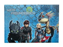 UNDERCOVER Freundebuch A5 Dragons