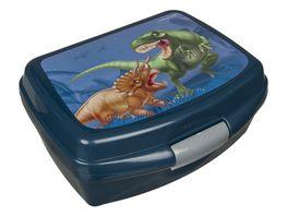 Scooli Brotzeitdose Dinosaurier