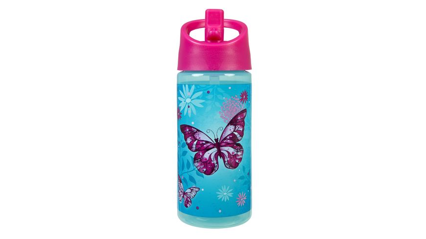 Scooli AERO Trinkflasche Butterfly