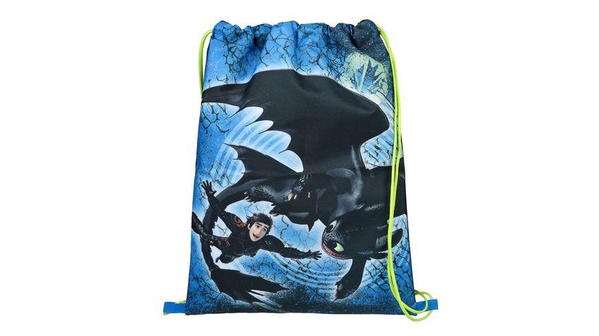 Scooli CAMPUS FIT PRO Schulranzen Set 6teilig Dragons
