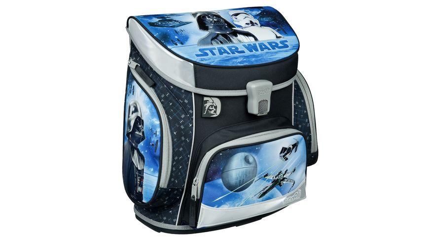 Scooli CAMPUS FIT Schulranzen Set 5teilig Star Wars