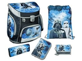 Scooli CAMPUS FIT Schulranzen Set 5teilig Star Wars