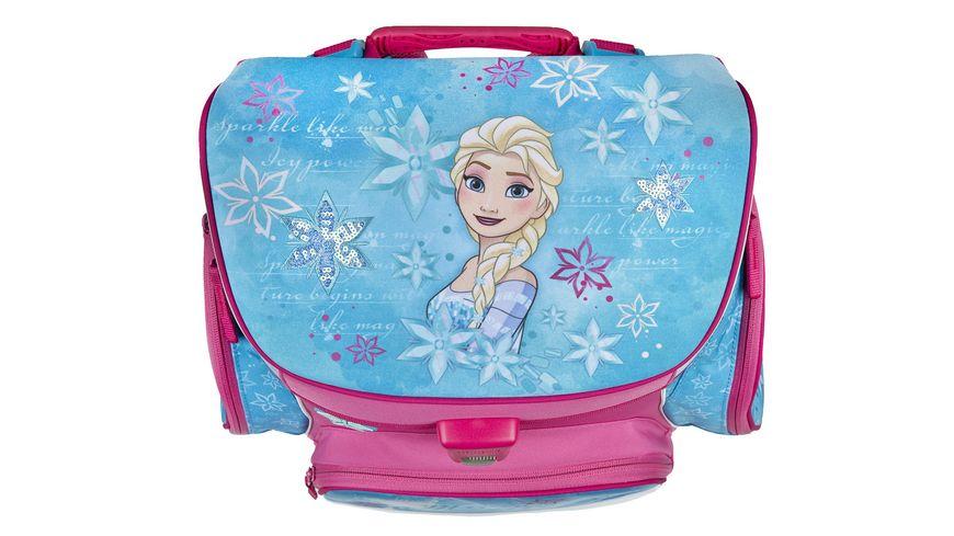 Scooli CAMPUS FIT Schulranzen Set 5teilig Frozen
