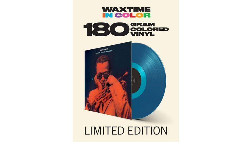 Round About Midnight Ltd 180g Farbiges Vinyl