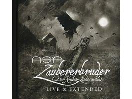 Zaubererbruder Live Extended 2CD Digibook Ed