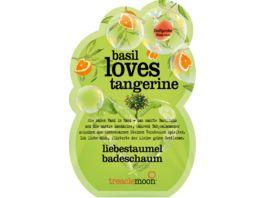 treaclemoon badeschaum basil loves tangerine badeschaum