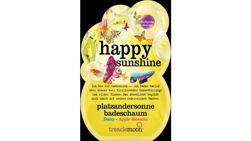 treaclemoon Badeschaum Happy Sunshine
