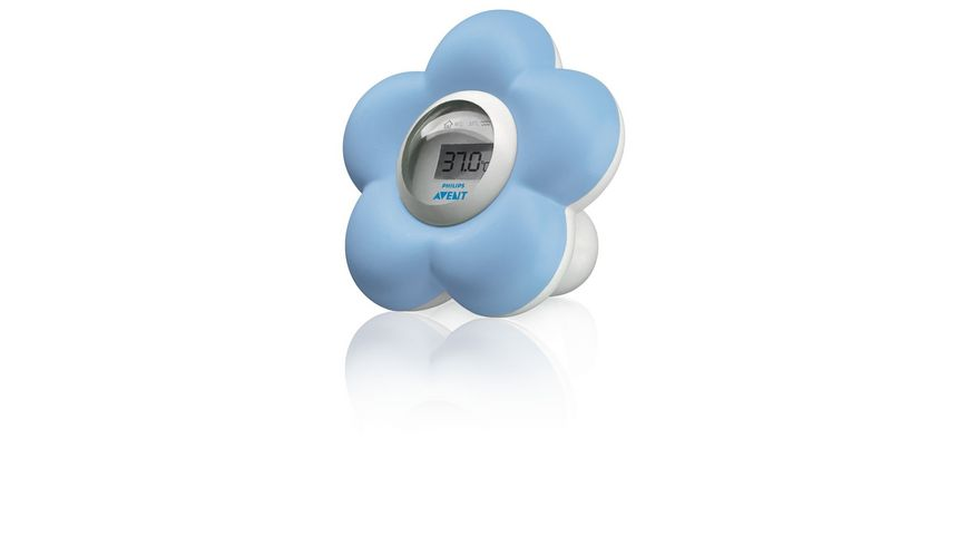 PHILIPS Avent Bad Raumthermometer SCH550 20