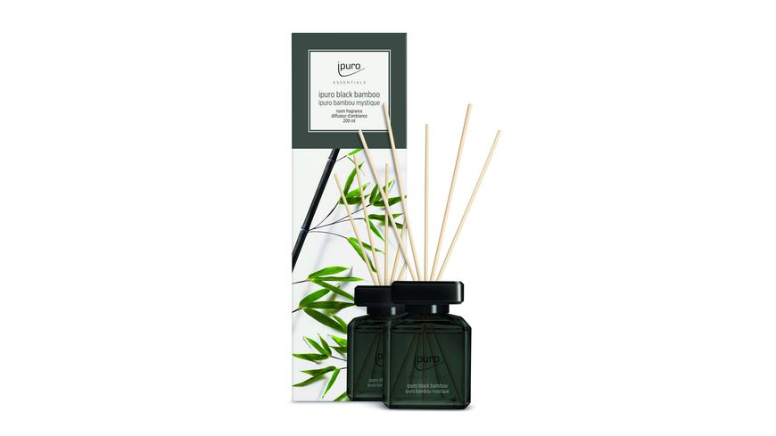 ipuro Raumduft Essential Black Bamboo